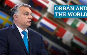 PM Orbán: we want a Europe that protects its borders on land and sea