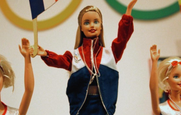 Olimpikon Barbie is lesz a tokiói olimpián